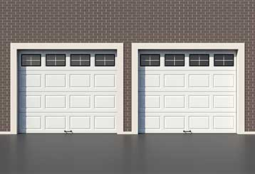 Common Garage Door Types | Garage Door Repair Cumming, GA